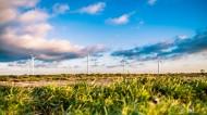 风力发电的风车图片_11张