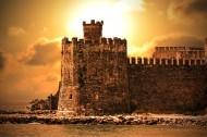 古老城堡建筑图片_15张
