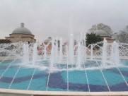 美丽的喷泉图片_12张