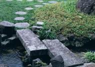 日式庭院小石路图片_11张