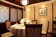 古香古色的中式饭店图片_11张