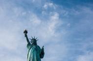 纽约自由女神像图片_9张
