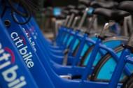 蓝色美国自行车图片_8张