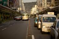 城市的交通图片_11张