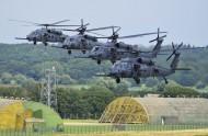 HH-60铺路鹰直升机图片_17张