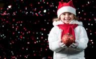 儿童圣诞节与圣诞礼物图片_11张