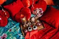 情人节床上早餐的图片_10张