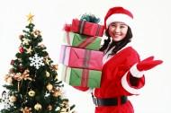 圣诞服饰装扮与礼物图片_99张