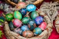 彩色的鸡蛋图片_15张