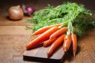 新鲜营养的胡萝卜图片_14张