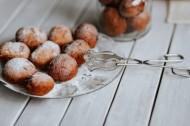 传统的波兰甜甜圈图片_14张