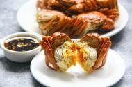 美味好吃的大闸蟹图片_17张