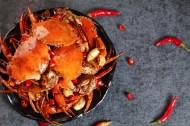 鲜嫩肥美的大闸蟹图片_8张