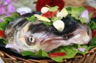 美味可口有营养的剁椒鱼头图片_10张