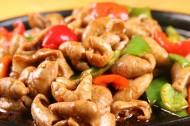 美味馋人的干锅肥肠图片_9张