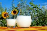 好喝的牛奶图片_14张