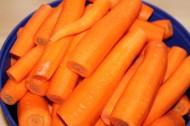 新鲜的胡萝卜图片_12张