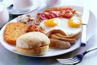 美味丰盛早餐图片_4张