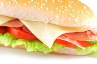 汉堡包与三明治图片_15张