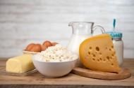 牛奶和奶酪图片_13张