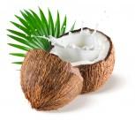 切开的椰子图片_20张