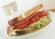 三明治热狗汉堡包图片_17张
