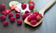 新鲜又好看的树莓图片_14张