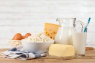 牛奶面包鸡蛋早餐图片_15张