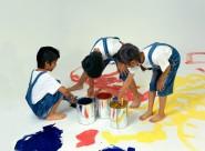 儿童绘画图片_55张