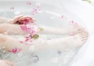 花瓣足浴图片_12张