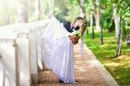 唯美婚纱照图片_25张