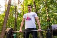 正在健身的男士图片_10张