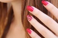 漂亮的指甲时尚美甲图片_11张