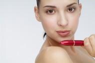 女性化妆概念图片_30张