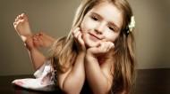 欧美可爱女孩图片_12张