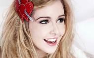 微笑面对生活的女孩图片_12张