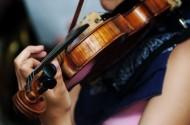 小提琴演奏图片_26张