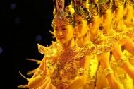 中国传统表演艺术图片_20张