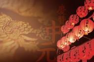 节庆中国风背景图片_51张