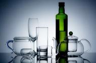 玻璃杯和玻璃瓶图片_9张