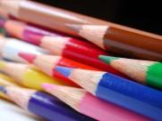 五颜六色的铅笔图片_15张