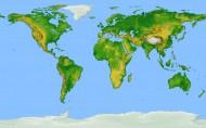 世界地图图片_20张