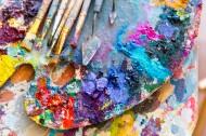 画笔与颜料图片_6张
