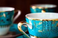精美的茶杯图片_17张