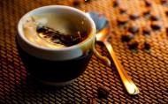 精致咖啡杯特写图片_34张