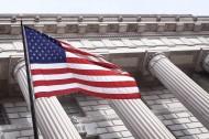 飘动的美国国旗图片_10张