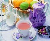 花茶西式茶具图片_16张
