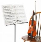 乐谱和乐器图片_11张
