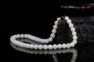 漂亮的珍珠项链图片_12张