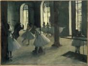 埃德加·德加绘画之芭蕾舞系列图片_18张